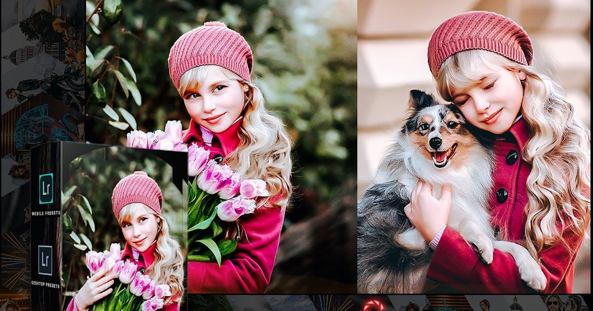 Download PRO Presets - V 37 - Photoshop & Lightroom by 2lagus