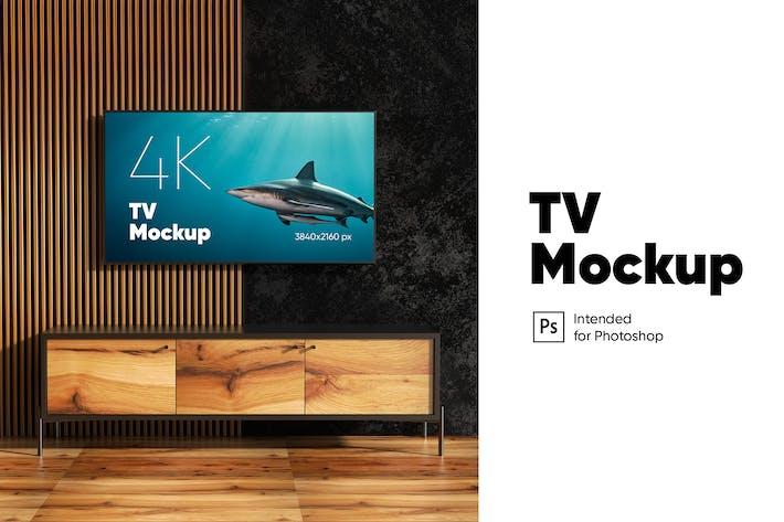 Thumbnail for TV Mockup