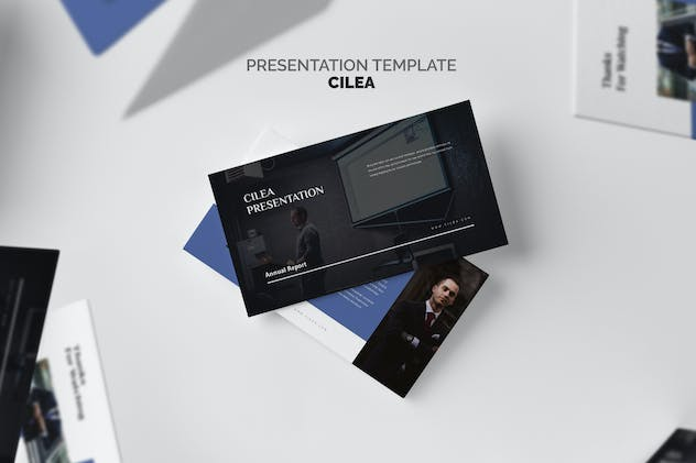 Cilea : Annual Report Keynote