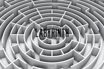 Bright Circle Labyrinth Hintergründe