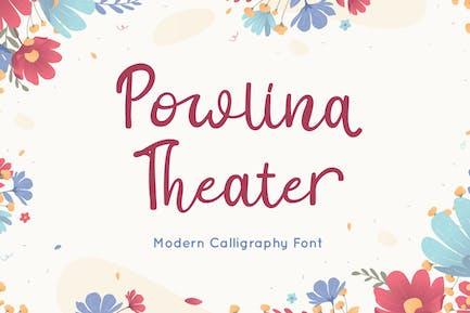 Powlina Theater - Fuente de Instagram