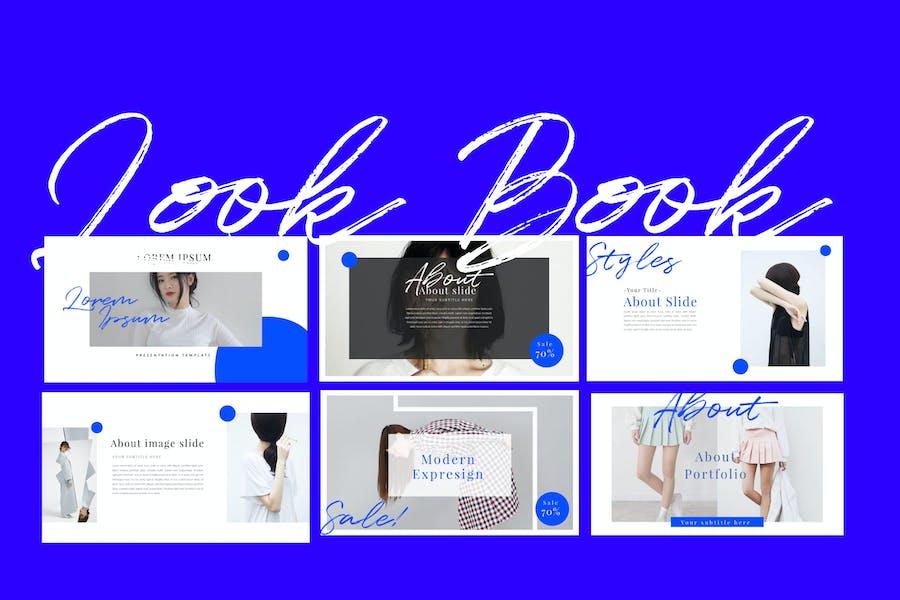 Look Book Keynote