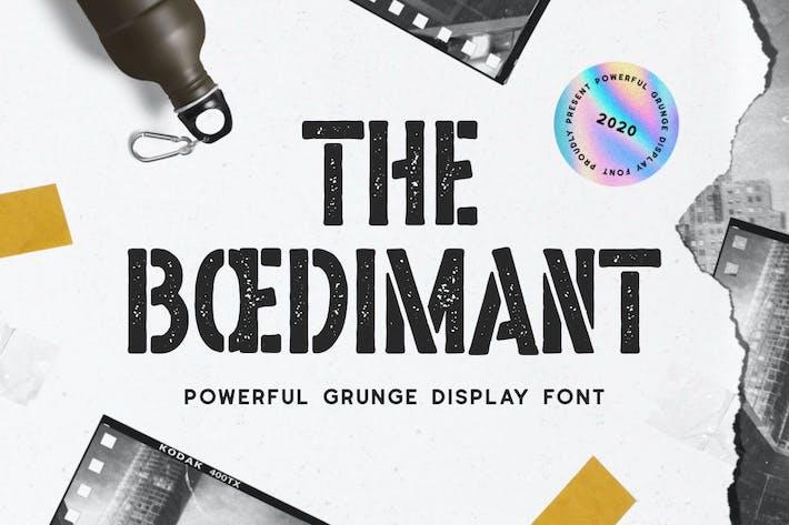 Thumbnail for Boedimant