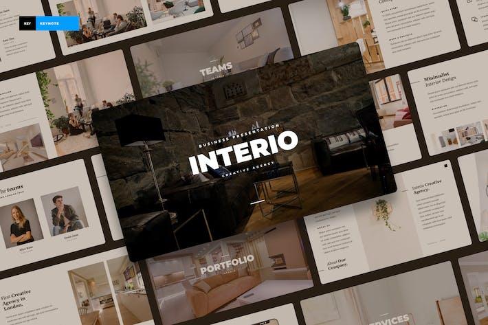 Thumbnail for Interio - Keynote