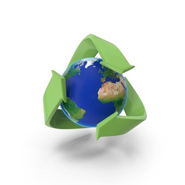 Thumbnail for Reciclar con tierra