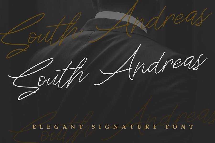 South Andreas