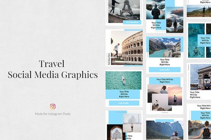 Thumbnail for Путешествия Instagram сообщения