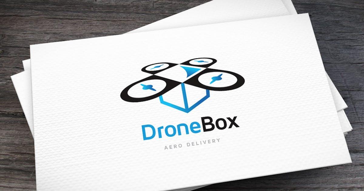 Download Drone Box Logo Template by empativo