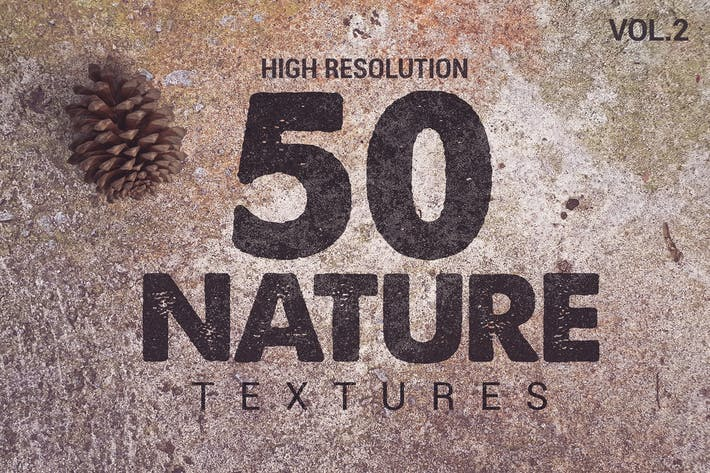 Thumbnail for 50 Nature Textures vol2