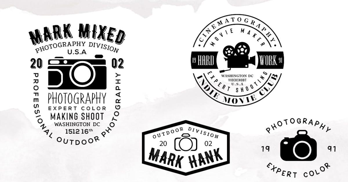 Download Vintage Logo & Badge Vol. 16 by sagesmask