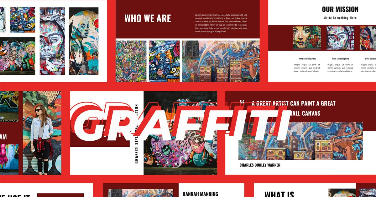 Download Grafitti -  Keynote Presentation by TMint