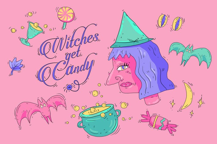 Thumbnail for Witches Get Candy