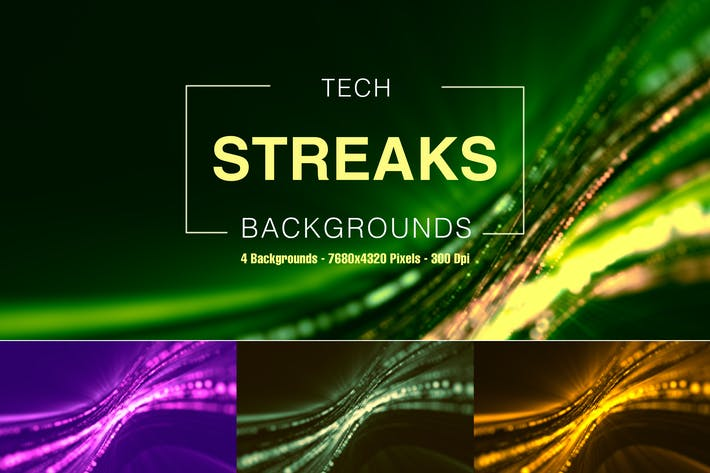 Thumbnail for Tech Streaks