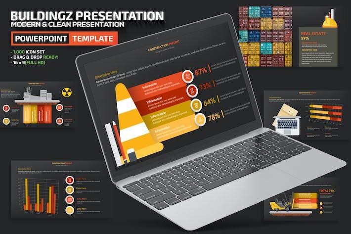 Thumbnail for Buildingz Powerpoint Presentation