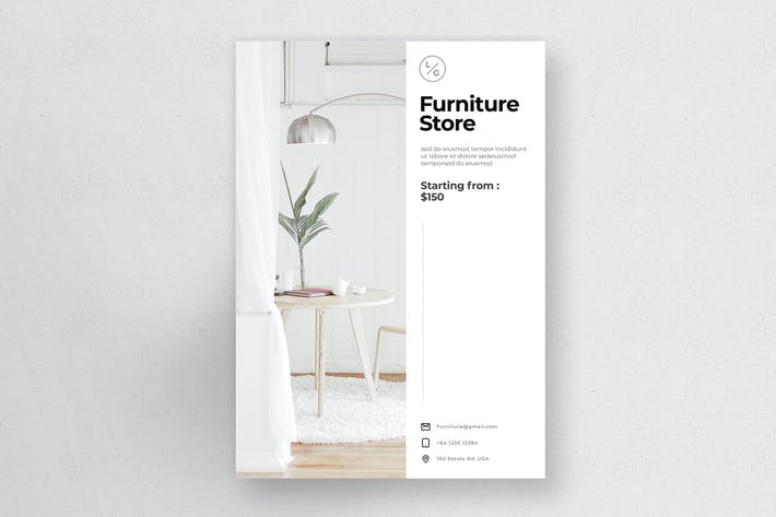 Thumbnail for Furniture Flyer Vol.2