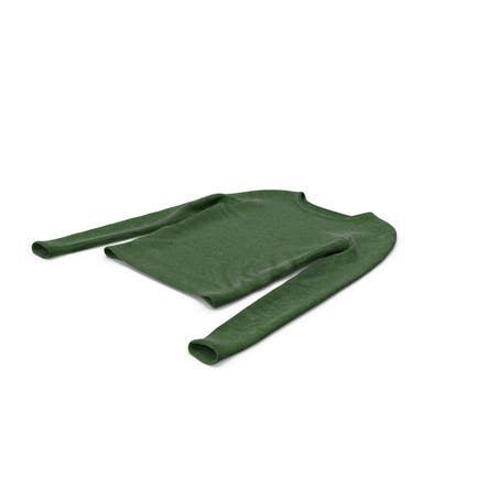 Women's Pullover Green