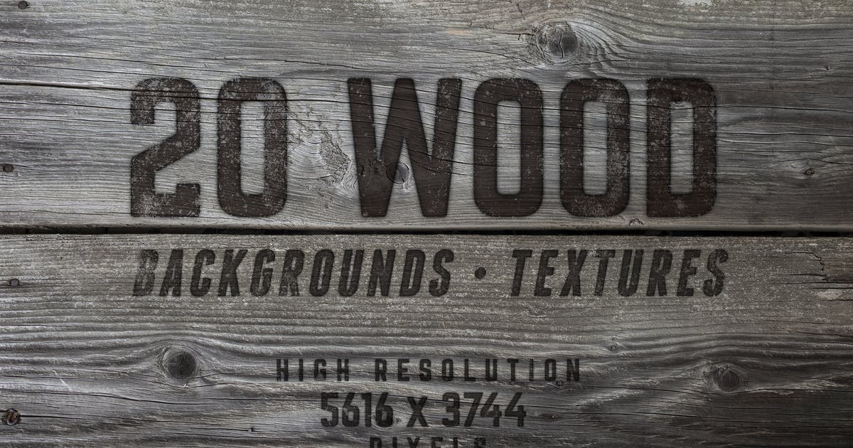 Download 20 Wood Textures / Backgrounds by vasaki