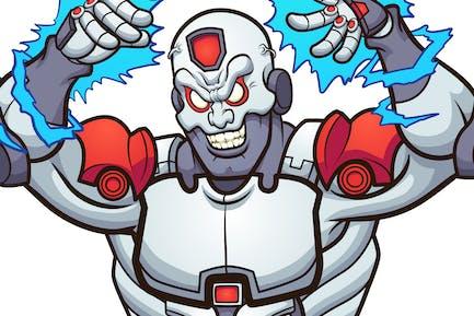 Evil Cyborg
