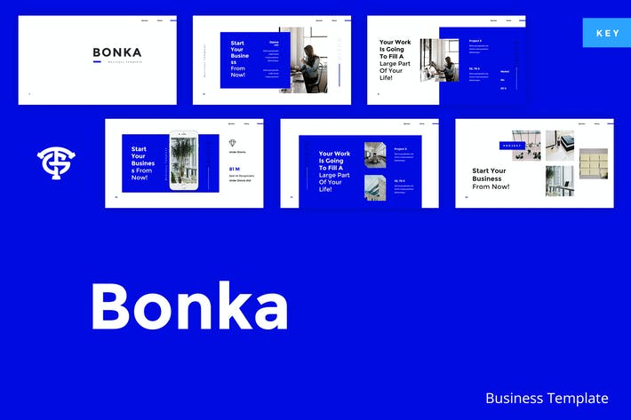 Thumbnail for Bonka Business - Keynote