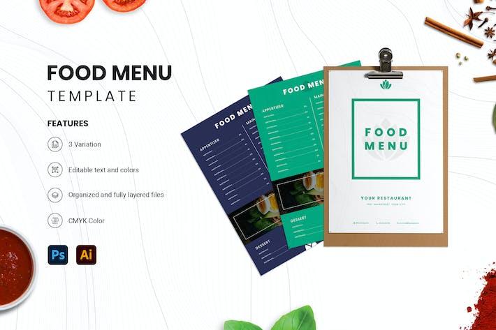 Menu Food - Konsultan 2