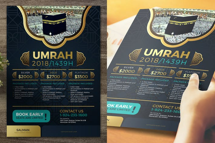 Thumbnail for Umrah Flyer 01