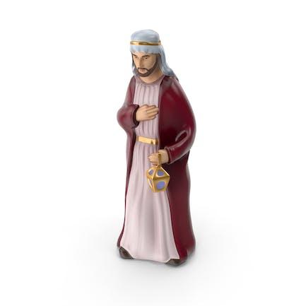 Figurita de Joseph