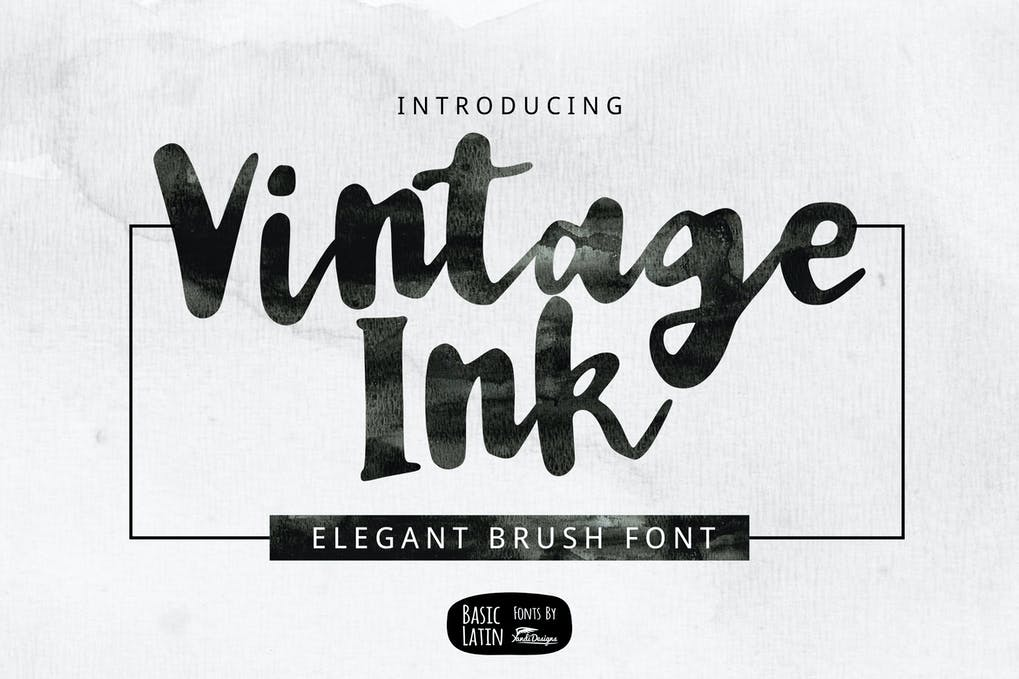 Vintage-Ink