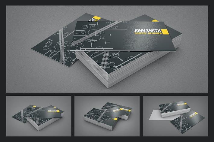 Thumbnail for Business Card Mock-ups V-3