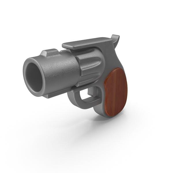 Cartoon Revolver