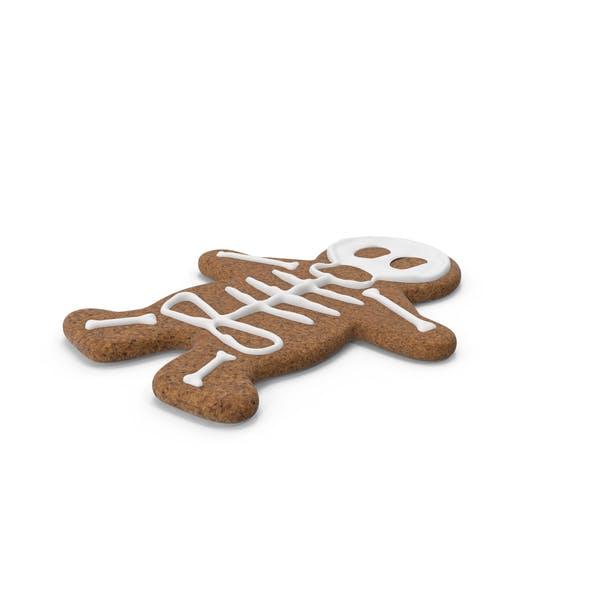 Halloween Cookie Man