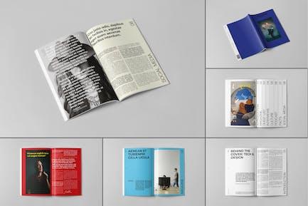 Multipurpose Magazine Book