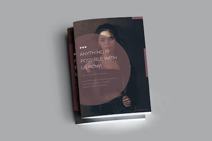 Fashionist Catalogue Template