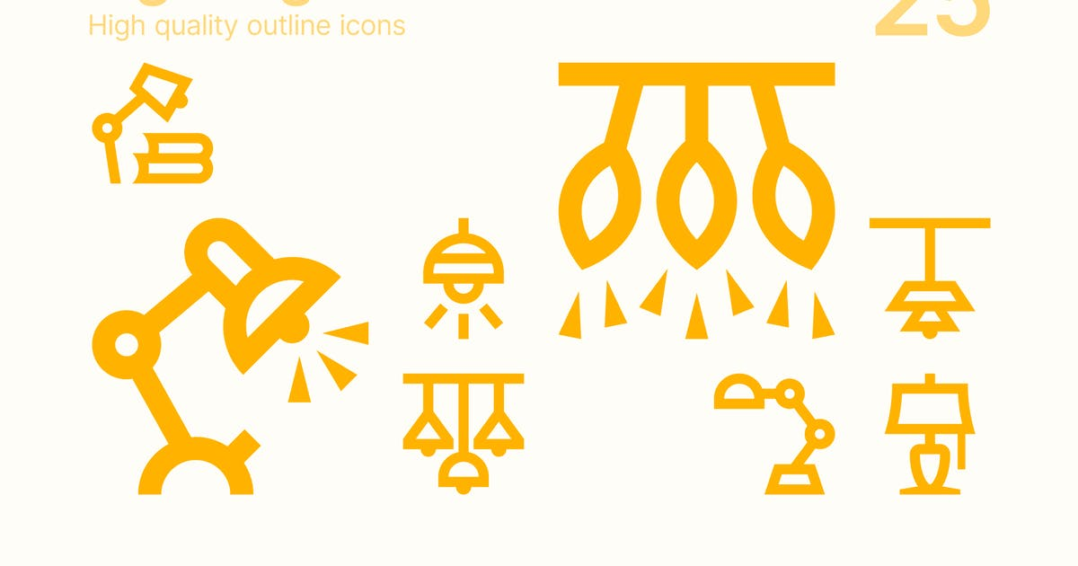 Download Home Lightning Icons by polshindanil