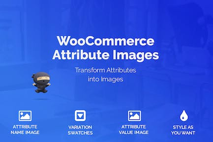 WooCommerce Attribute Images & Variation Swatches