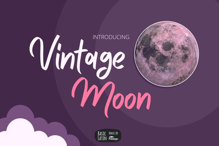Thumbnail for Fuente Vintage Moon