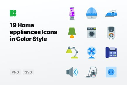 Color - Home Appliances
