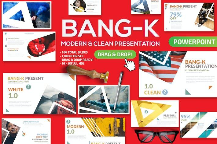 Thumbnail for Bang-K Powerpoint Presentation
