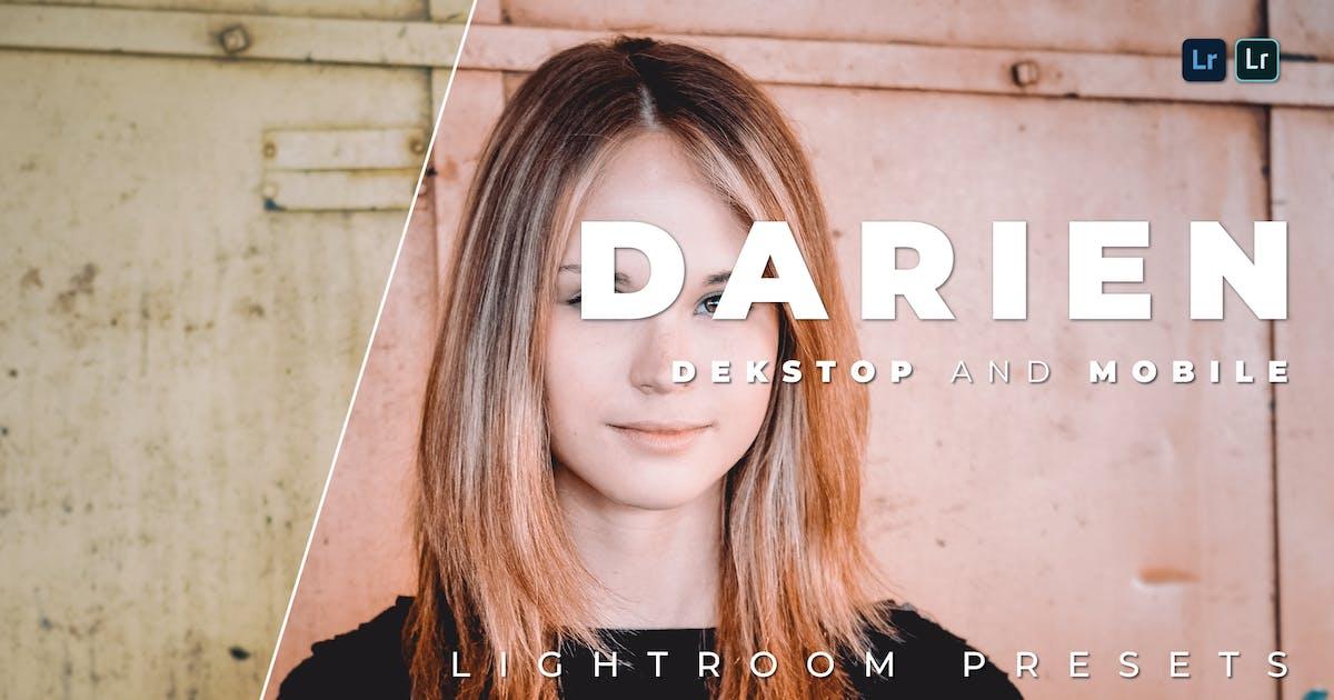Download Darien Desktop and Mobile Lightroom Preset by Bangset