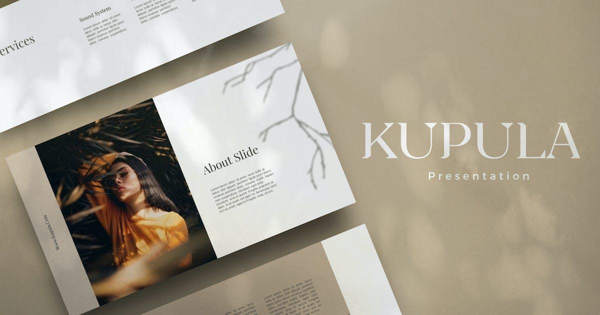 Download Kupula - Fashion Minimal Keynotes by dirtylinestudio