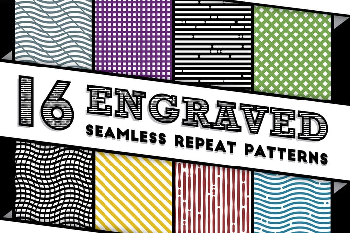 Thumbnail for Engraved Repeat Patterns