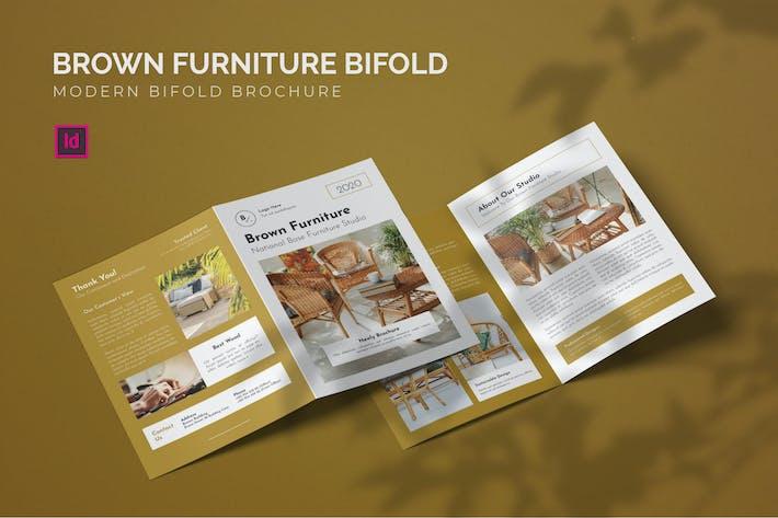 Thumbnail for Brown Furniture - Bifold Brochure