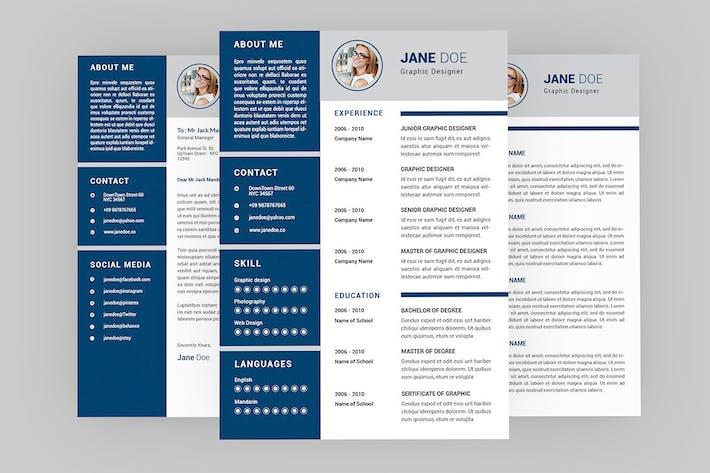 Thumbnail for Pelting Resume Designer