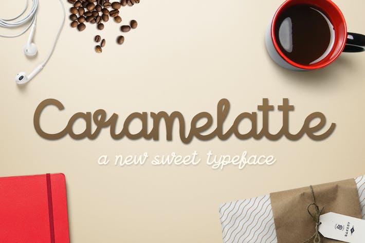 Thumbnail for Caramelatte