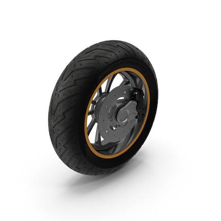 Scooter-Rad