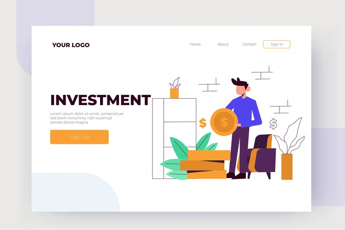 Thumbnail for Investment - Vector Illustration