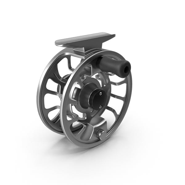 Cover Image for Steel Fly Reel