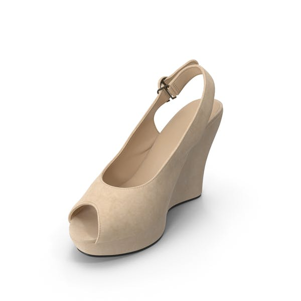 Women's Shoes Beige