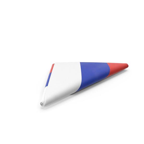 Thumbnail for Флаг сложенный треугольник Россия