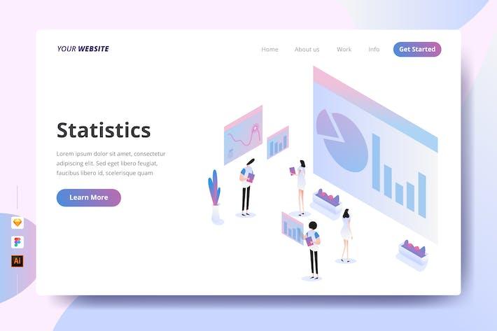 Thumbnail for Statistiken - Landing Page