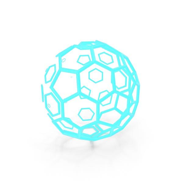Шестигранный шар